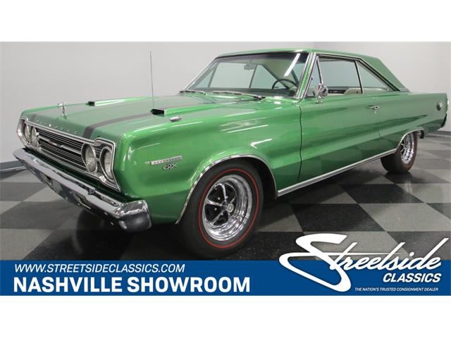 Classic Plymouth Gtx For Sale On Classiccars Com