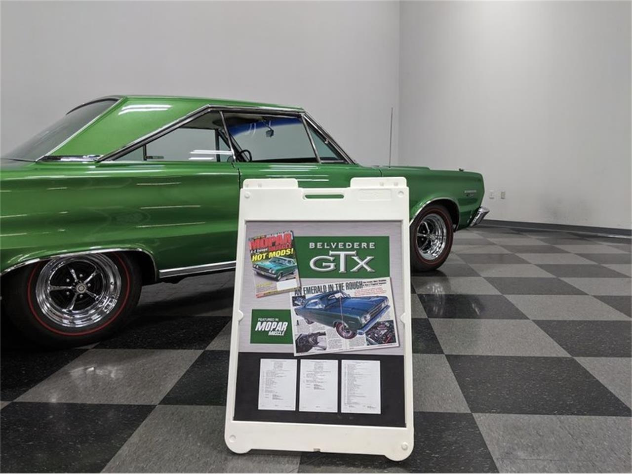 Large Picture of '67 GTX - MIQ3