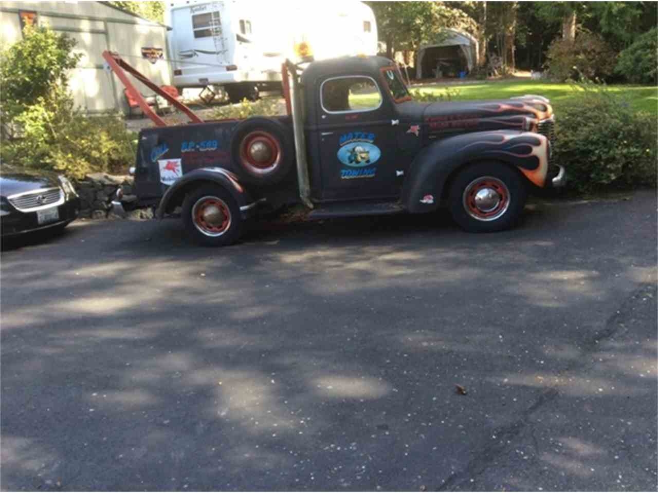 1948 International Tow Truck for Sale | ClassicCars.com | CC-1057032
