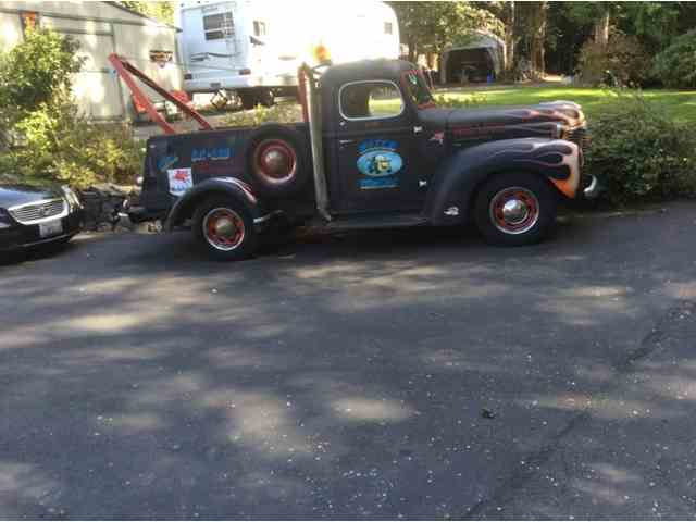 Picture of Classic 1948 International Tow Truck located in Gig Harbor Washington - $6,000.00 - MNM0