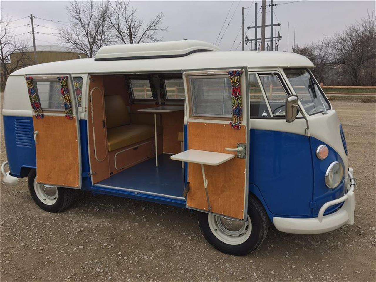 Large Picture of '65 Westfalia Camper located in Scottsdale Arizona Auction Vehicle Offered by Barrett-Jackson Auctions - MNMZ