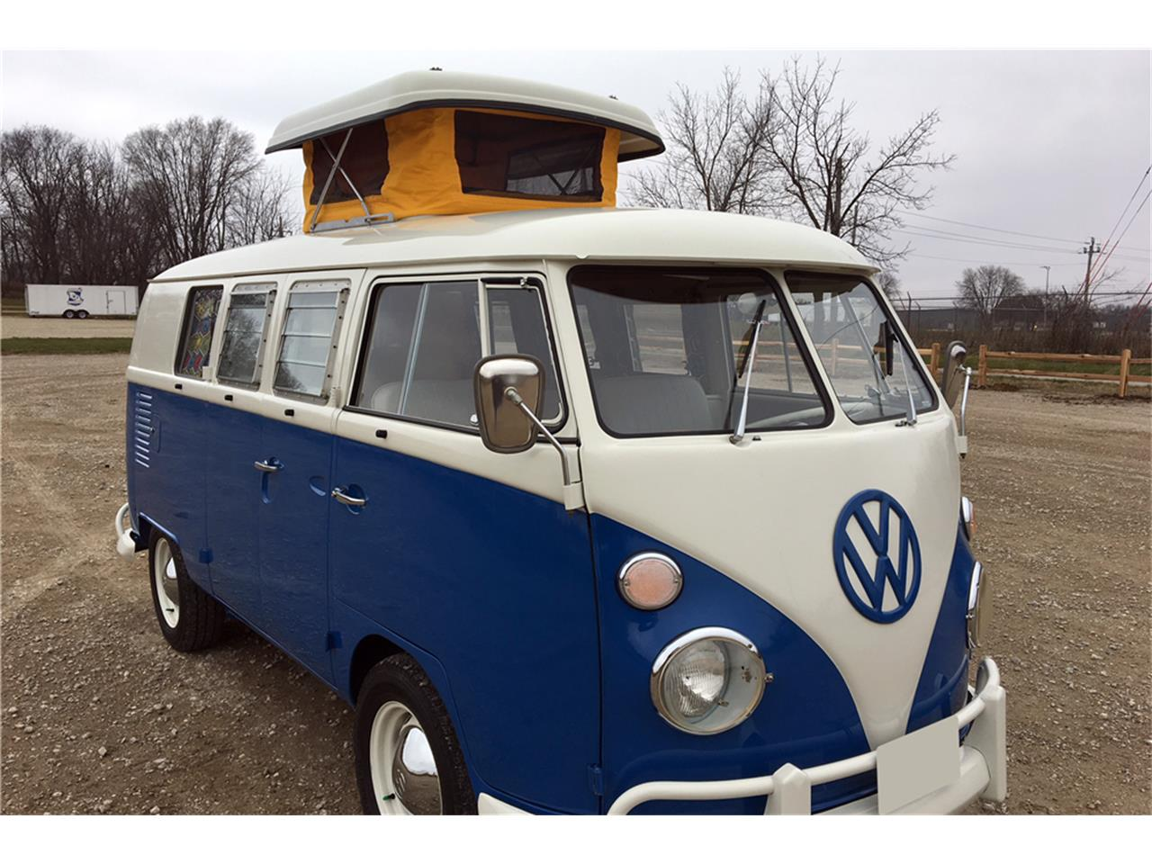 Large Picture of 1965 Volkswagen Westfalia Camper located in Arizona Auction Vehicle Offered by Barrett-Jackson Auctions - MNMZ