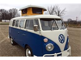 Picture of '65 Westfalia Camper Auction Vehicle Offered by Barrett-Jackson Auctions - MNMZ