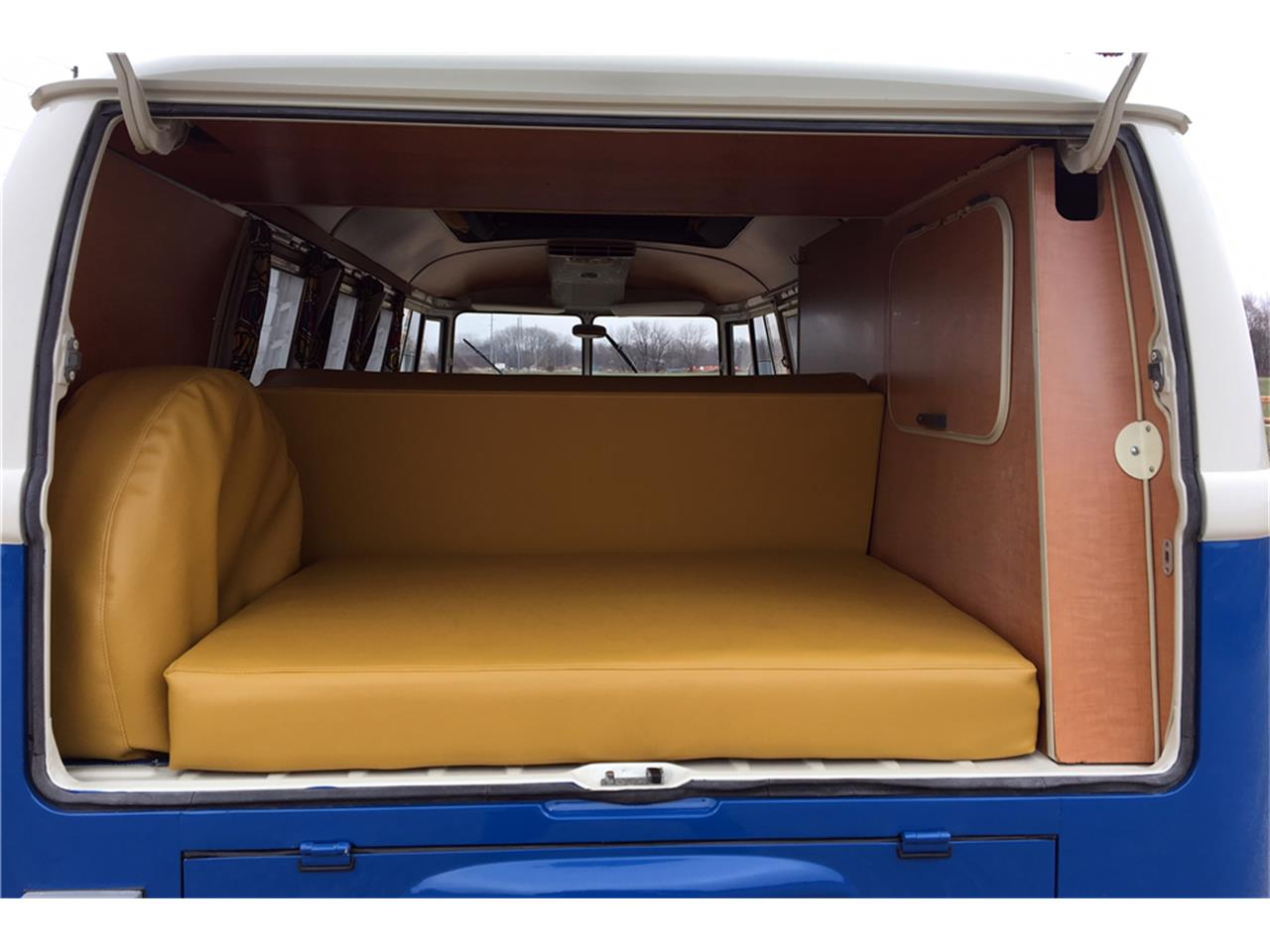Large Picture of '65 Volkswagen Westfalia Camper located in Arizona Offered by Barrett-Jackson Auctions - MNMZ