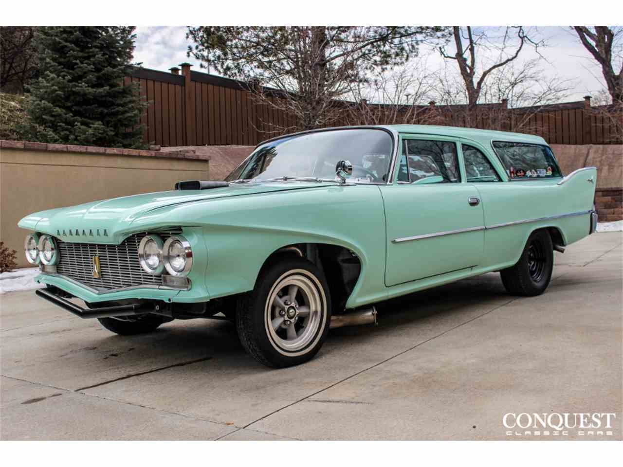 1960 plymouth suburban for sale cc 1057083. Black Bedroom Furniture Sets. Home Design Ideas