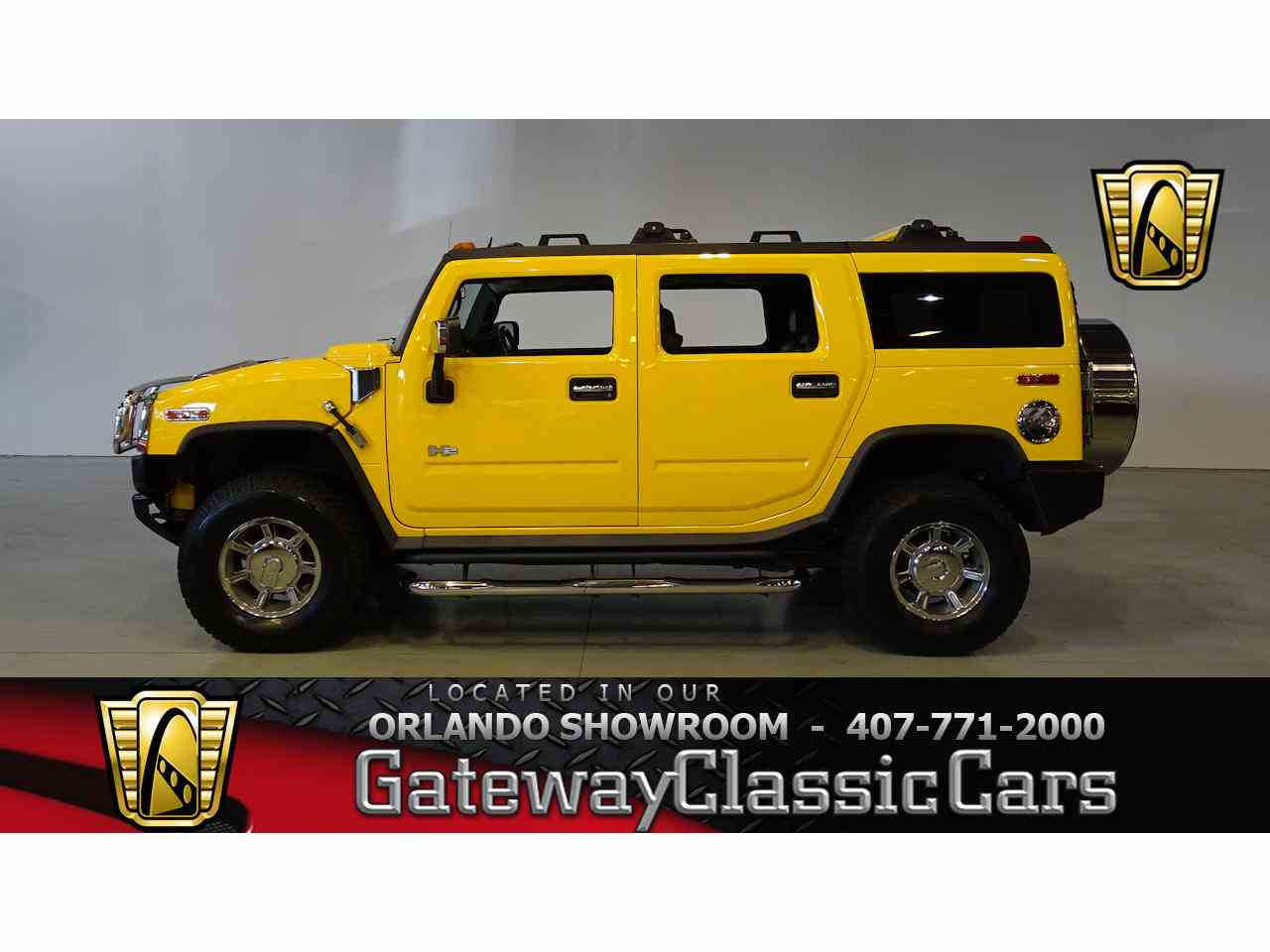 2005 Hummer H2 for Sale | ClicCars.com | CC-1050709