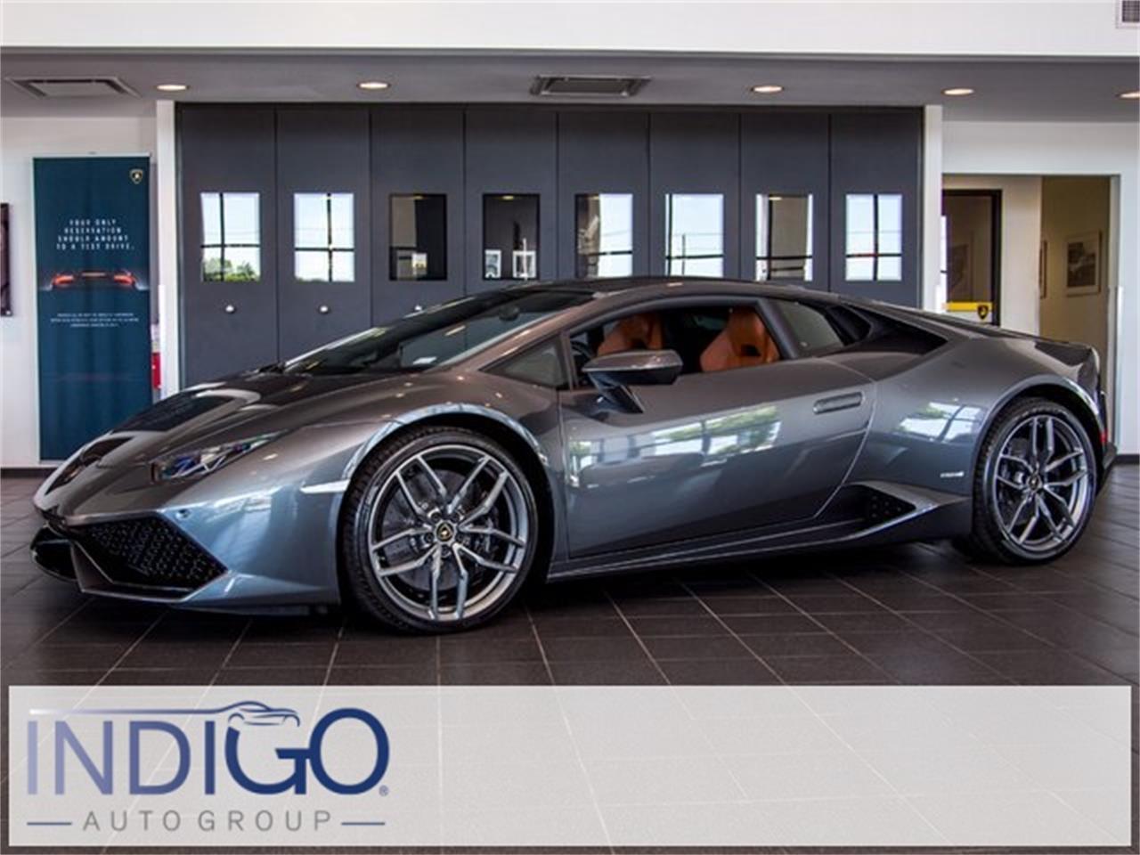 2015 Lamborghini Lp610 4 For Sale Classiccars Com Cc 1057115