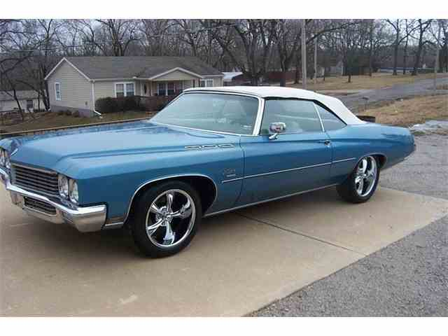 Picture of Classic 1971 LeSabre located in West Line Missouri Offered by  - MNOJ