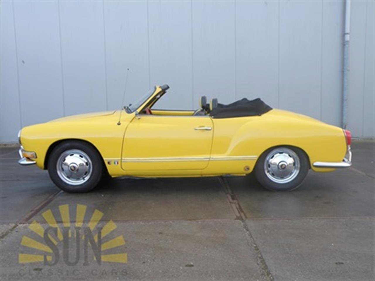 Large Picture of Classic '71 Karmann Ghia located in Waalwijk Noord Brabant - MNPJ