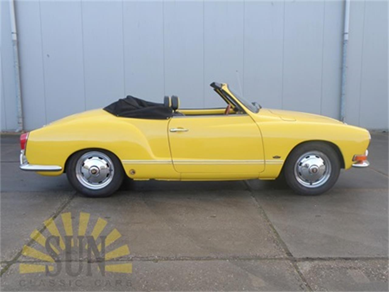 Large Picture of '71 Volkswagen Karmann Ghia located in Waalwijk Noord Brabant - $19,050.00 Offered by E & R Classics - MNPJ