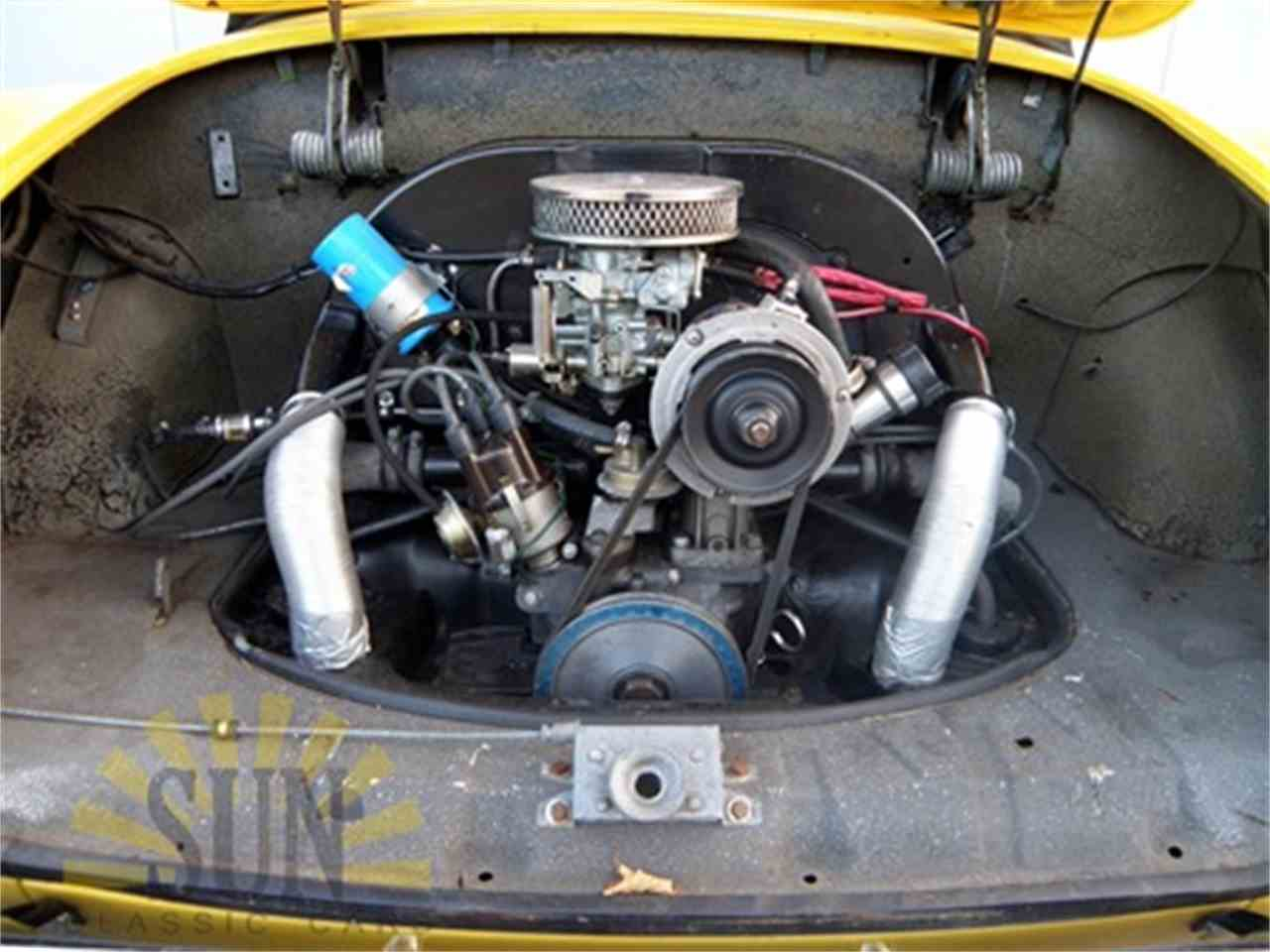 Large Picture of '71 Karmann Ghia - MNPJ