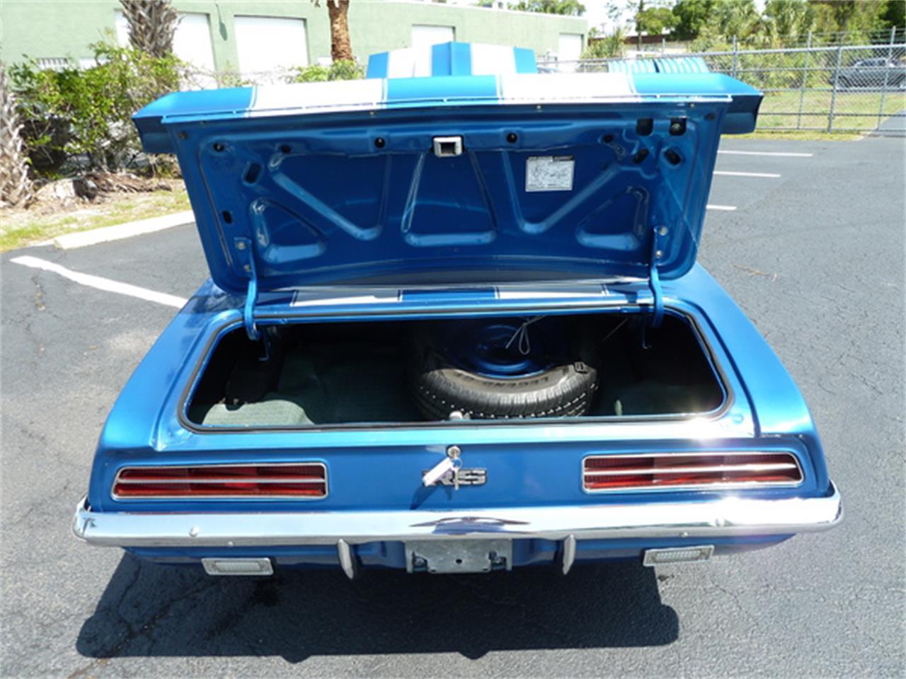 Large Picture of Classic '69 Chevrolet Camaro - MNPT