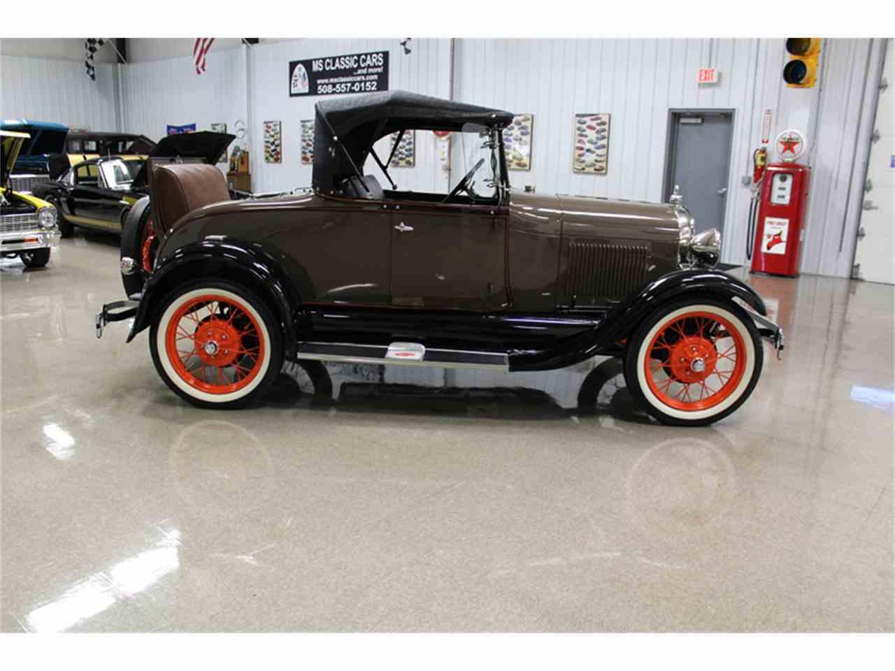 1929 Ford Model A for Sale | ClassicCars.com | CC-1057175