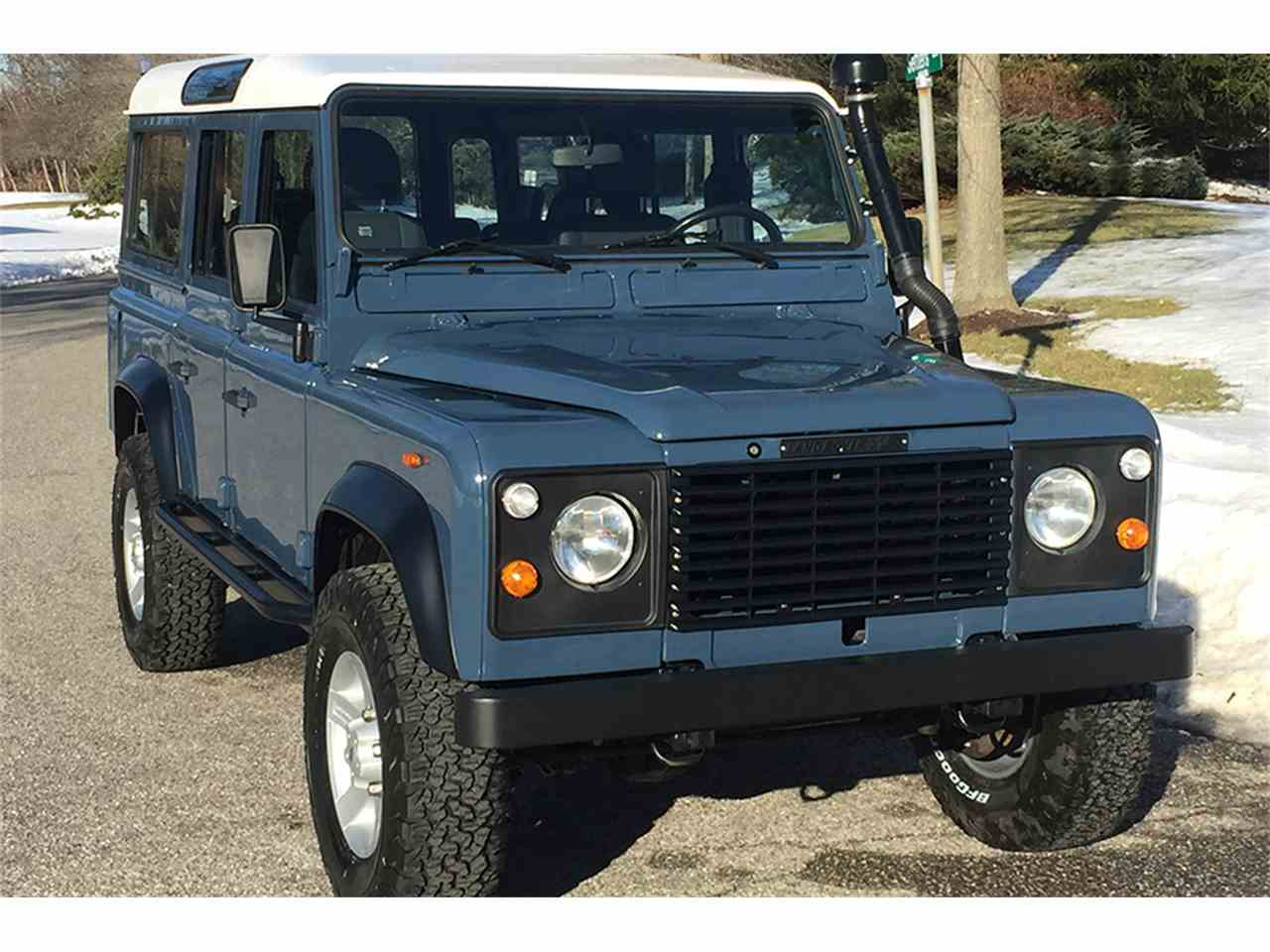 1983 land rover defender for sale cc. Black Bedroom Furniture Sets. Home Design Ideas