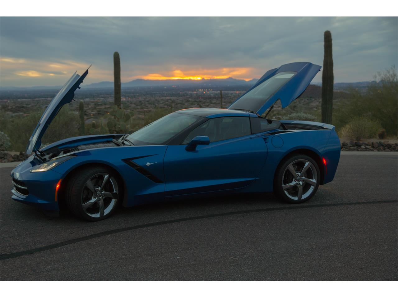 Large Picture of '14 Corvette - MNQU