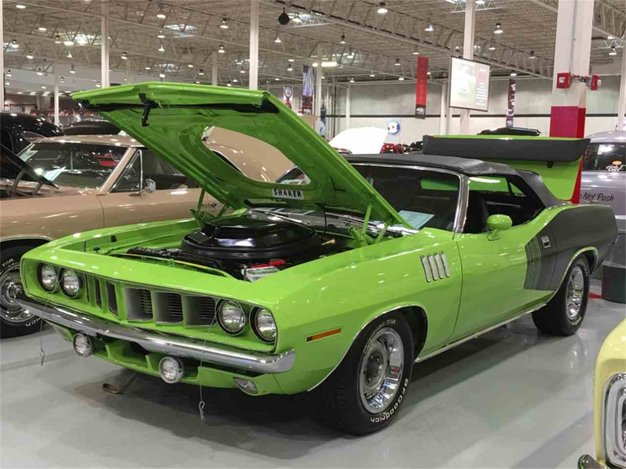 Large Picture of '71 Barracuda - MNQZ