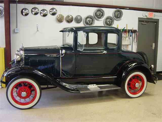 Picture of '31 Model A - MNR9
