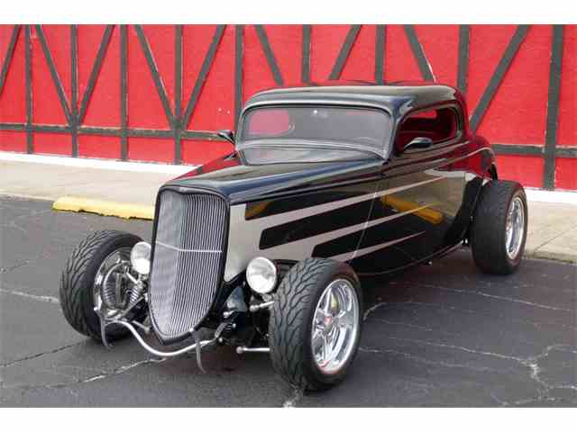 Picture of 1933 Coupe located in Illinois - $67,500.00 Offered by  - MNRE