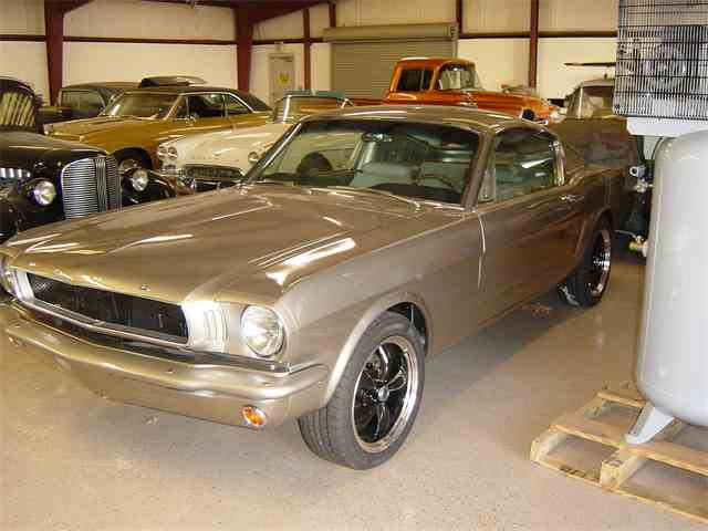 Picture of '65 Mustang - MNRL