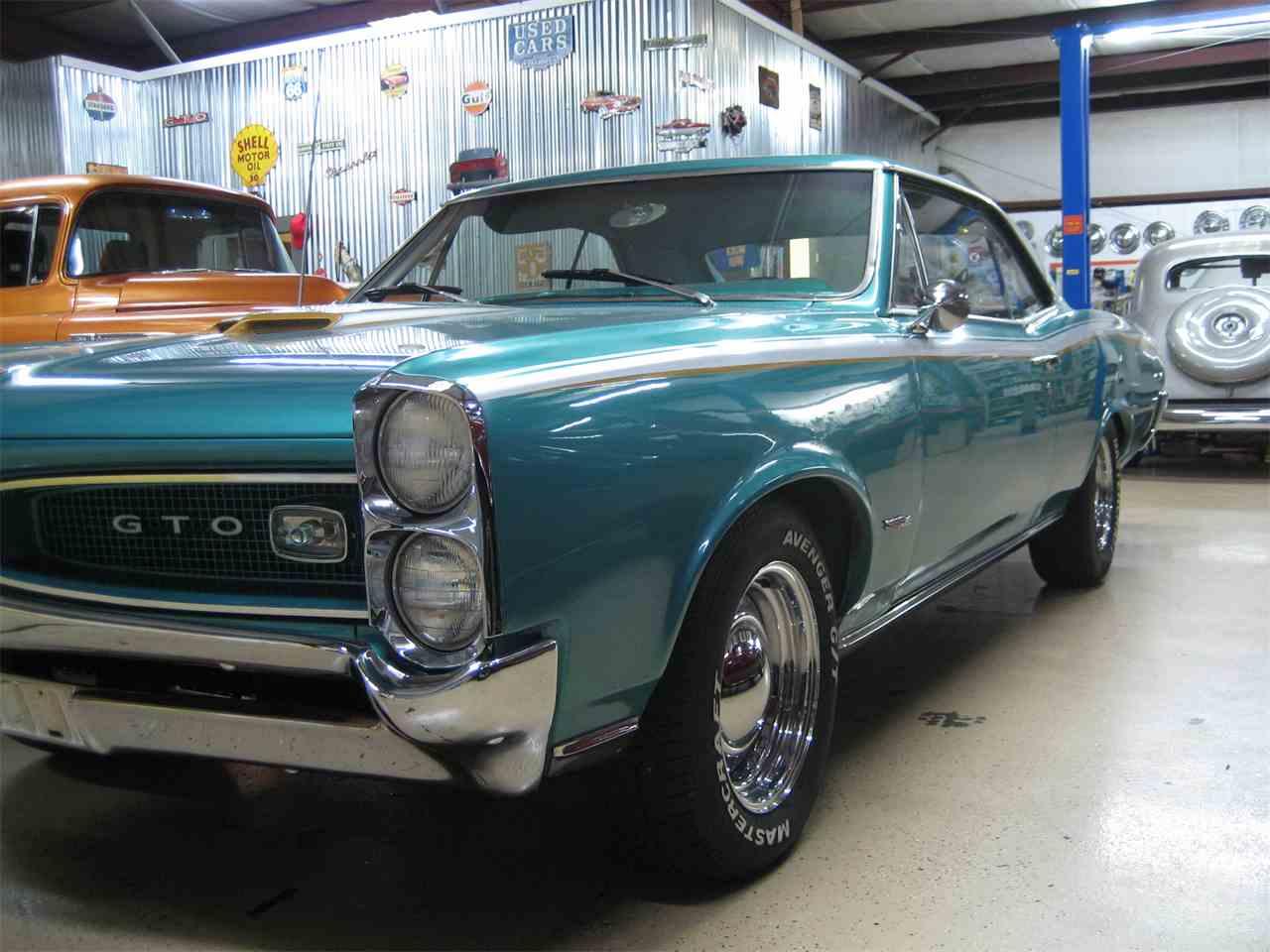 1966 Pontiac GTO for Sale | ClassicCars.com | CC-1057234