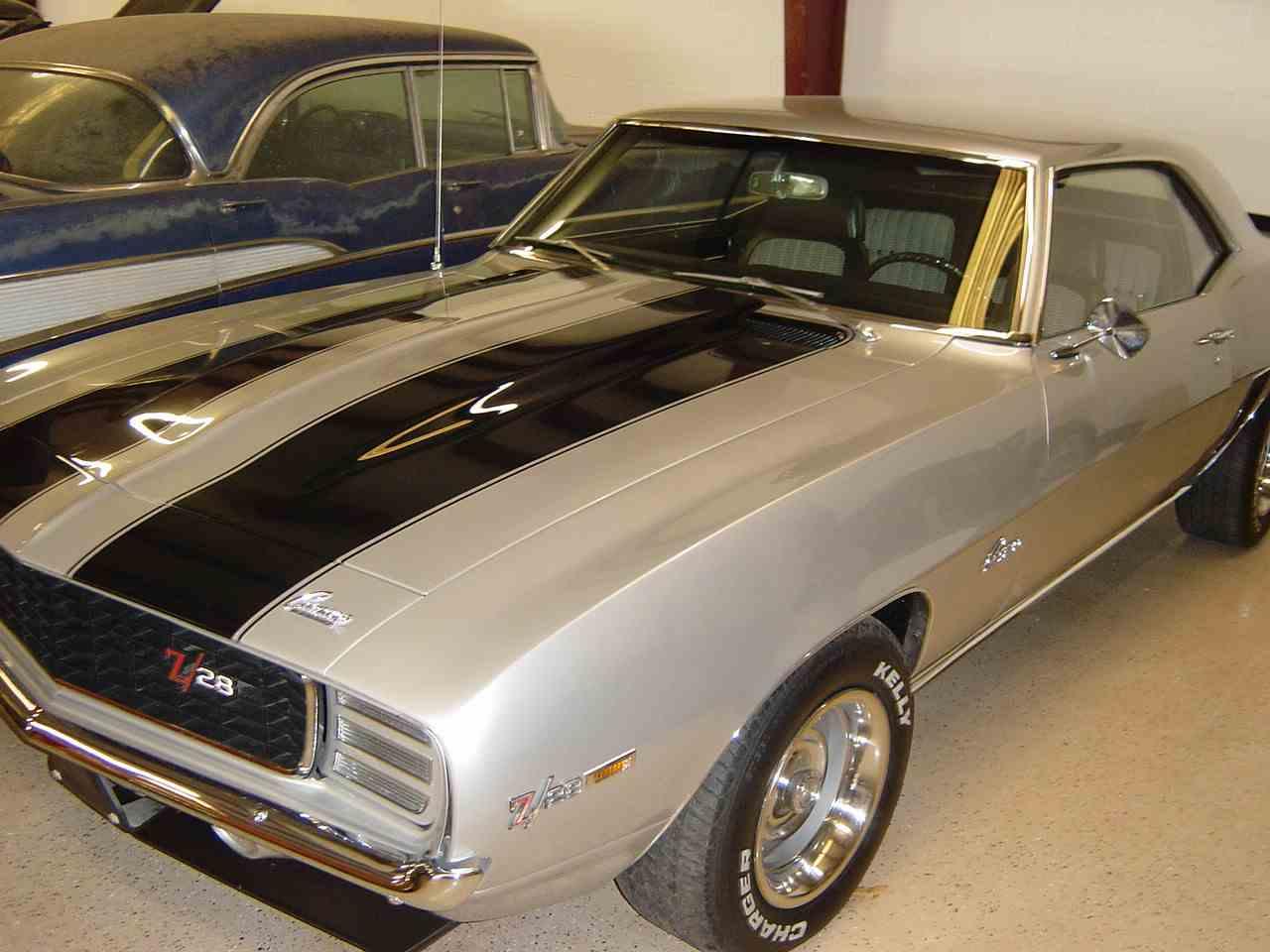 1969 Chevrolet Camar