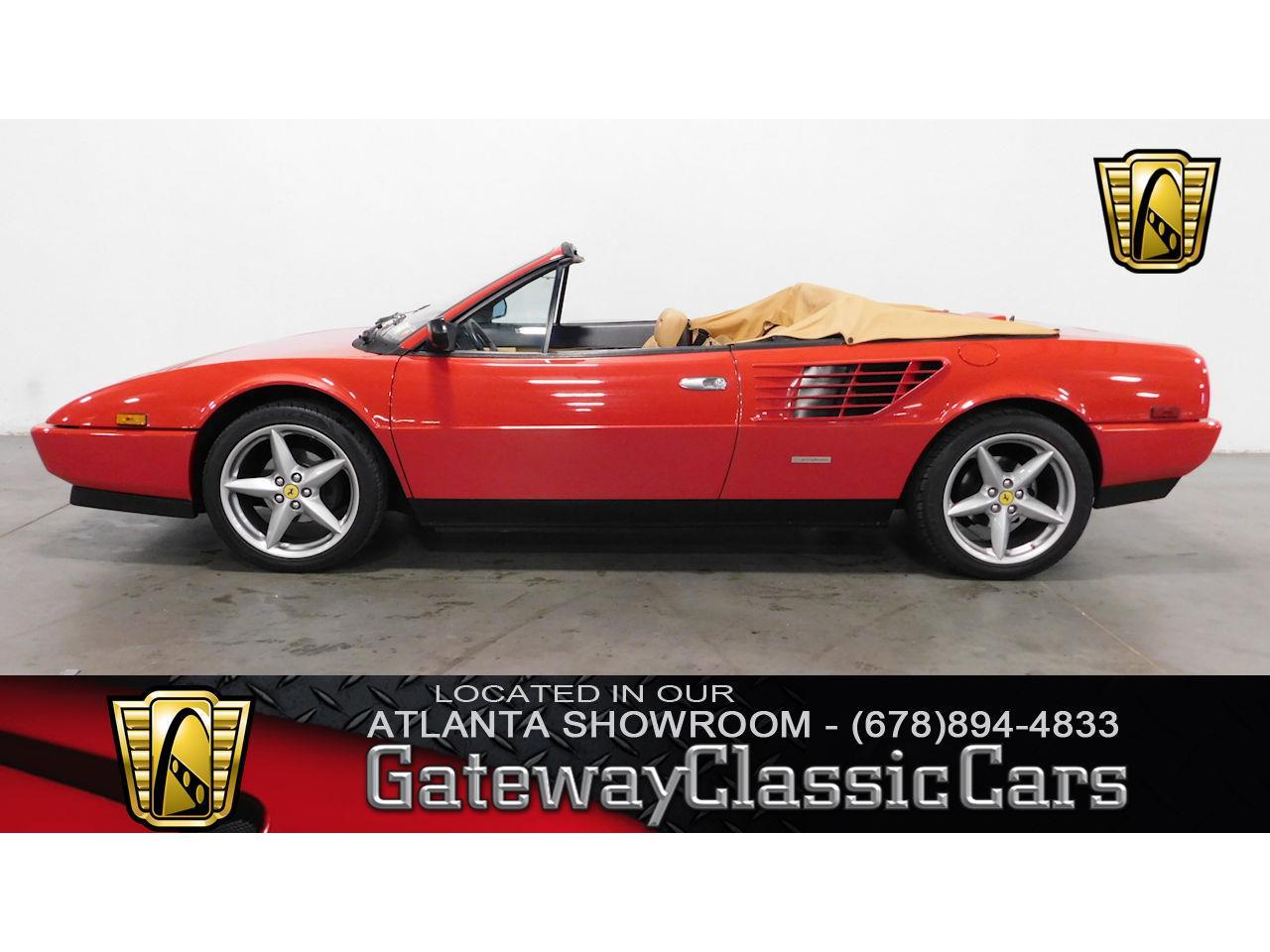 1987 ferrari mondial for sale | classiccars | cc-1050725