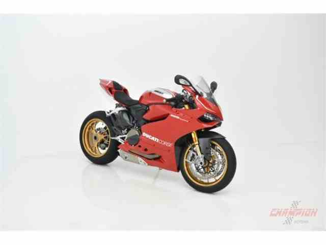 Picture of 2013 Ducati Panigale located in New York Offered by  - MNS8