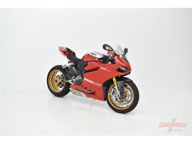 Picture of '13 Panigale - MNS8