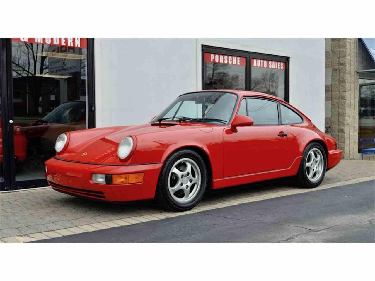 1992 Porsche 911 Carrera 2 for Sale | ClicCars.com | CC-1057268