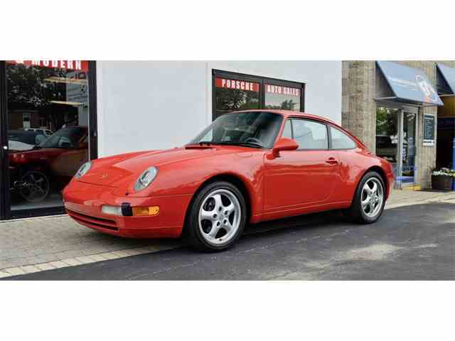 Picture of 1995 Porsche Carrera located in West Chester Pennsylvania Auction Vehicle Offered by  - MNSL