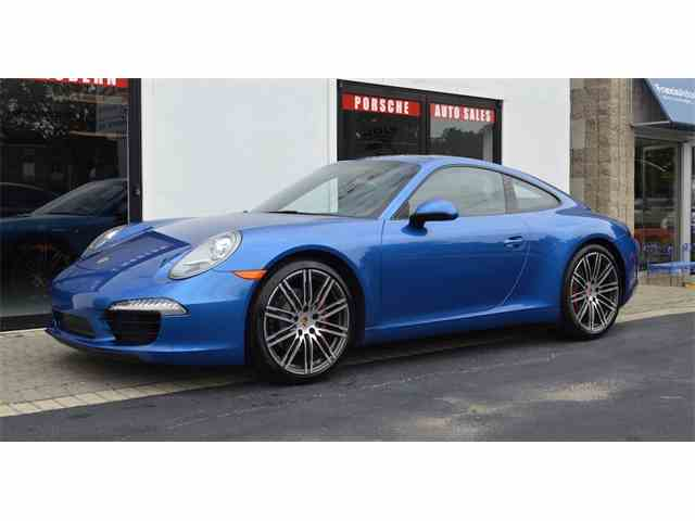 Picture of '15 911 Carrera S - MNSS