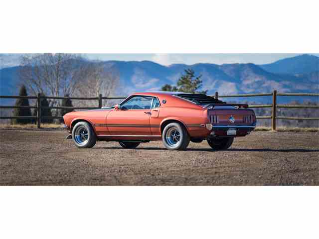 Picture of '69 Mustang Mach 1 - MNSV