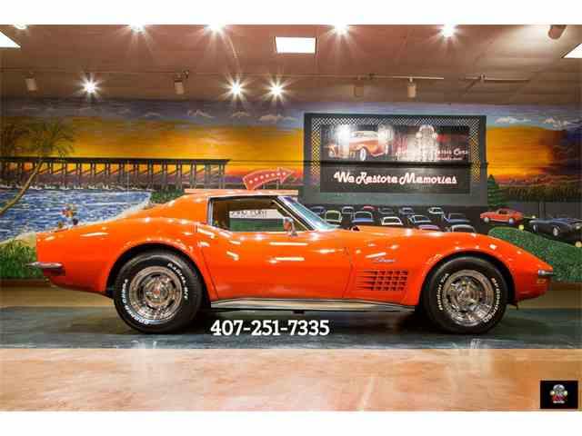 Picture of '70 Chevrolet Corvette - $36,995.00 - MNT8