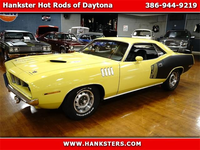 1971 Plymouth Cuda For Sale On Classiccars