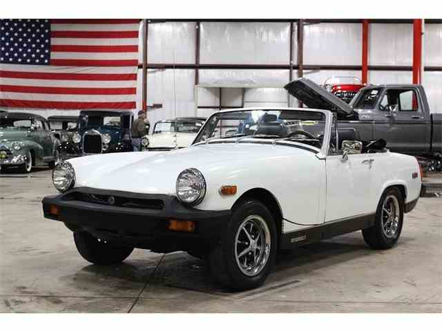 Picture of '76 MGC - MNTO