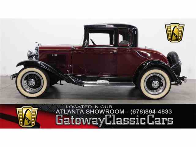 Picture of '31 Chevrolet AE Independence - $23,995.00 - MNU8