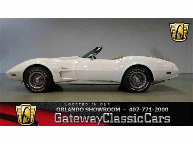 Picture of '75 Corvette - MNUB