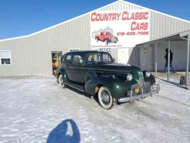 Picture of Classic 1939 Buick Roadmaster located in Illinois - MNUU