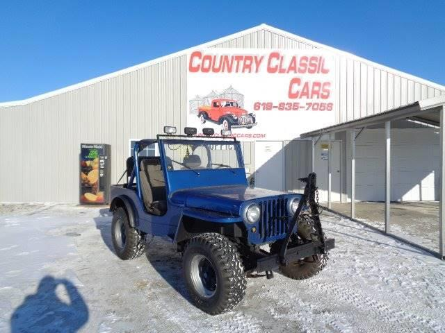 Picture of '48 Jeep - MNUX