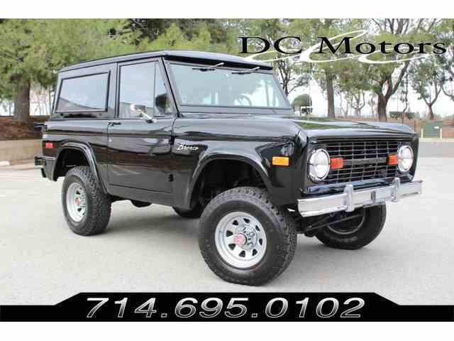 Picture of '73 Bronco - MNVA