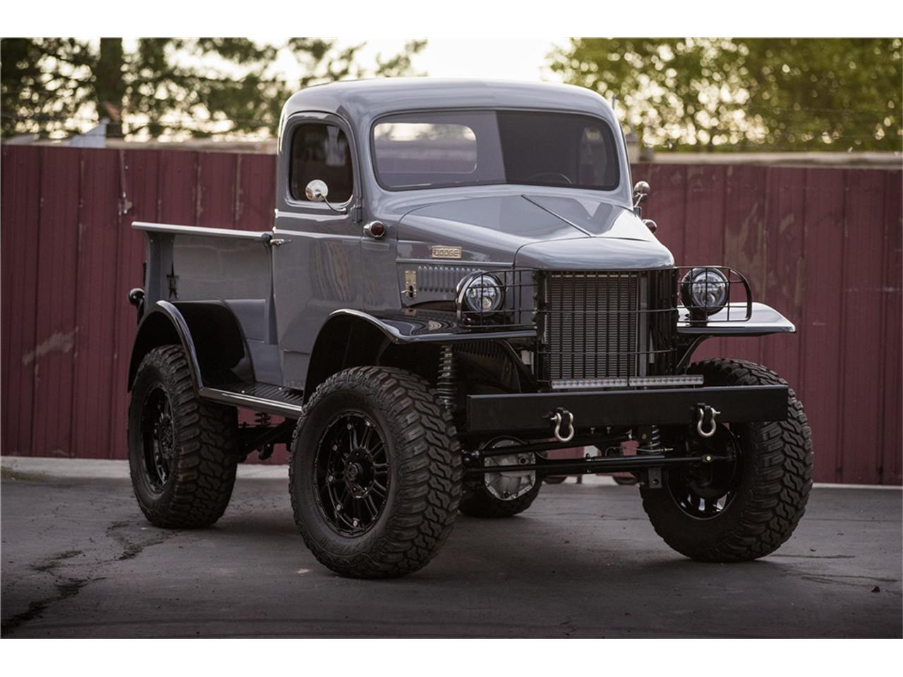 Dodge Power Wagon Std on Dodge Dakota 4bt