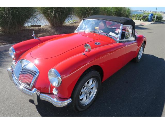Picture of '59 MGA - MNWD