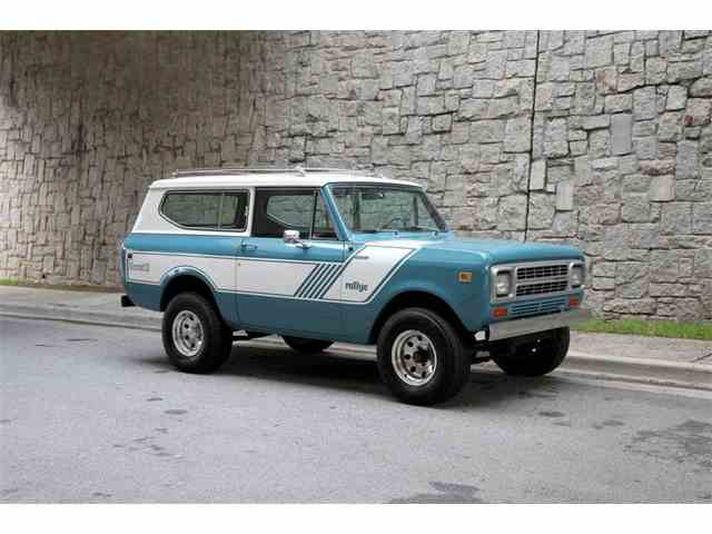Picture of '80 Scout II - MNWH