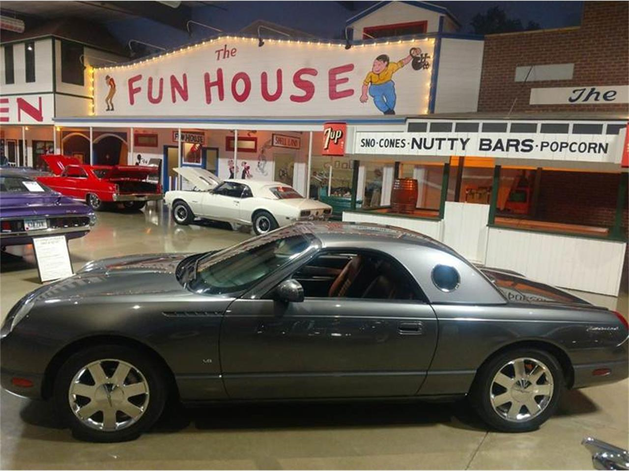 Large Picture of '03 Thunderbird - MNWK