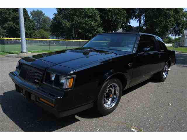 Picture of 1987 Buick Grand National - MNWN