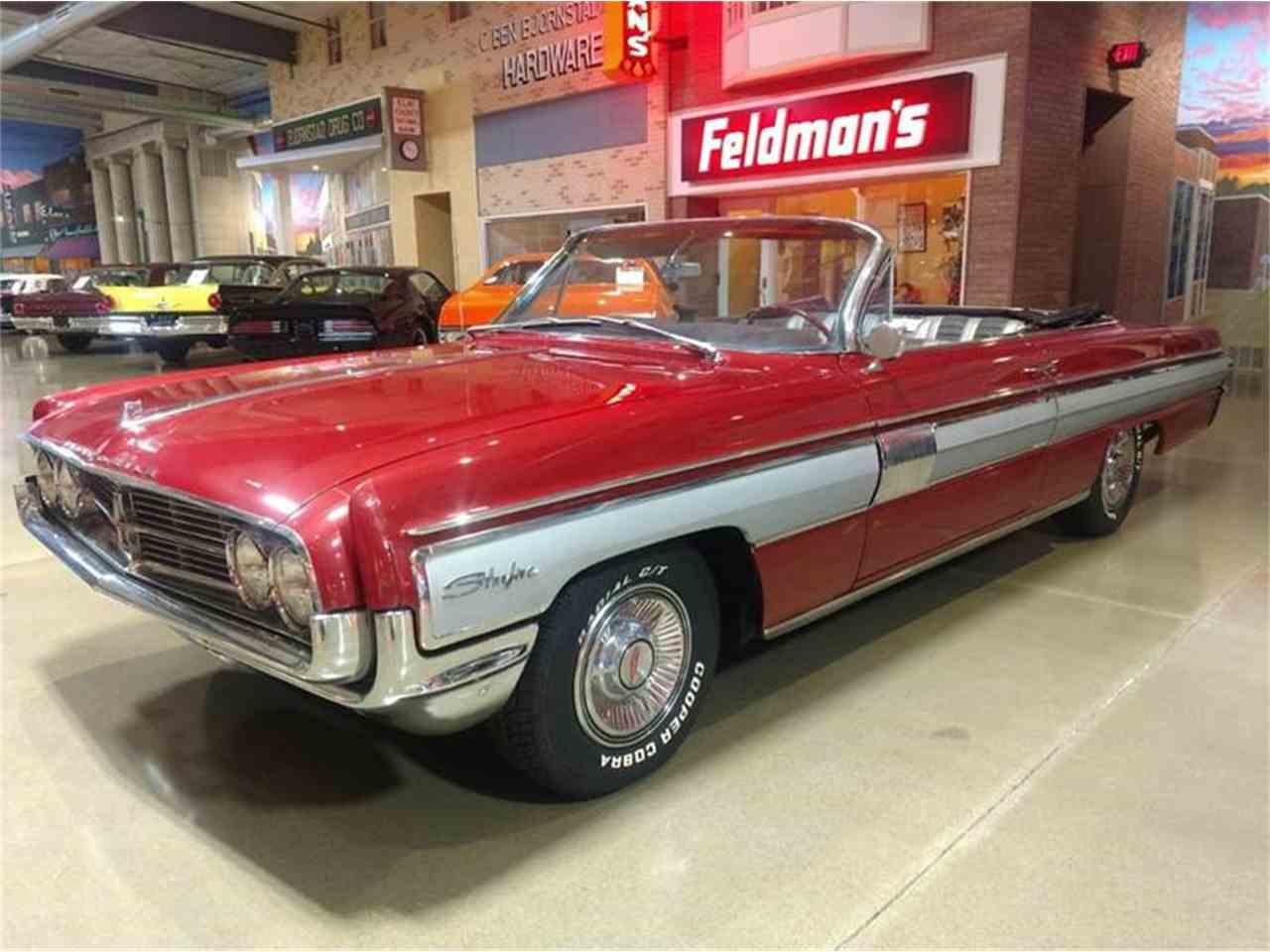 1962 Oldsmobile Starfire for Sale | ClassicCars.com | CC-1057416