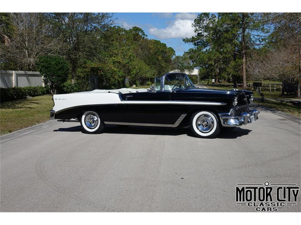 Large Picture of '56 Bel Air - MNX0