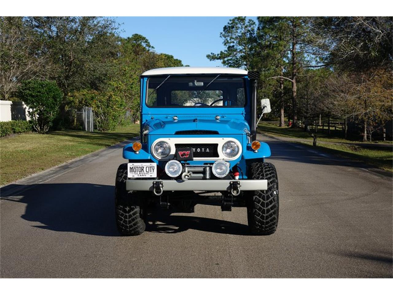 Large Picture of '66 Land Cruiser FJ - MNXE