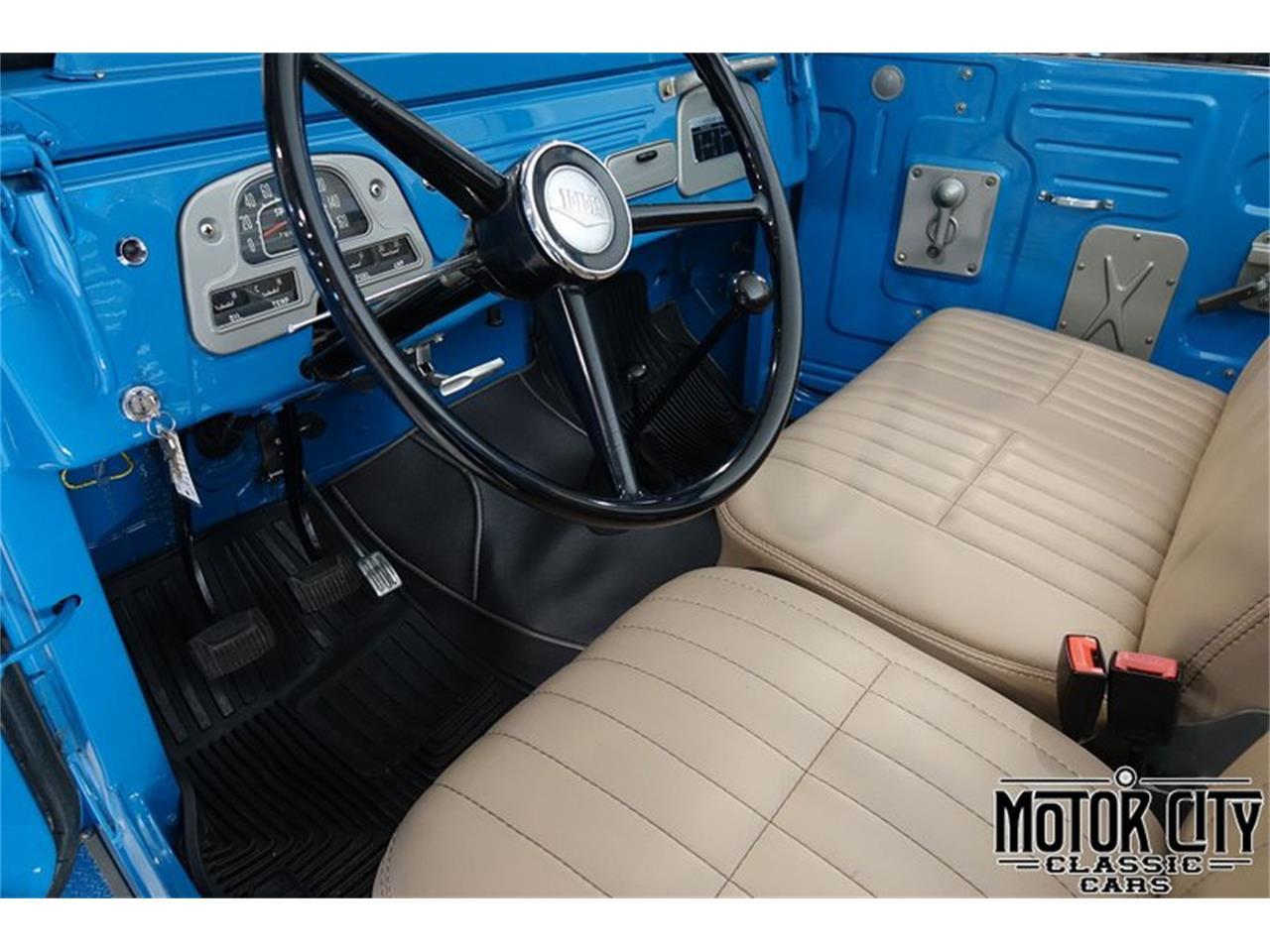 Large Picture of '66 Land Cruiser FJ - MNXE