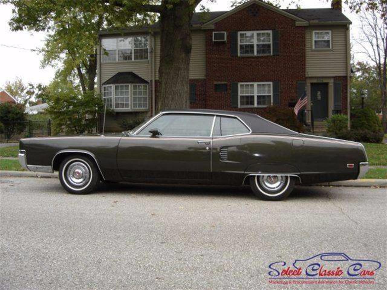 1969 Mercury Marauder For Sale Classiccars Com Cc 1050745